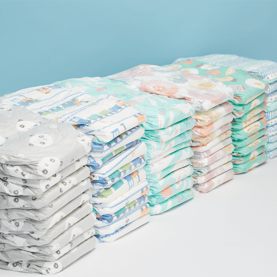 Buy diapers for your kids, not yourself! -