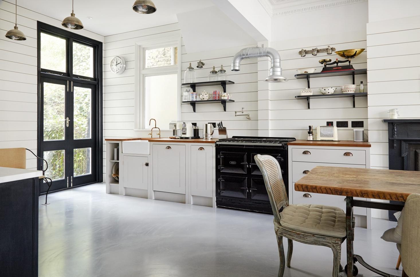 British Style Kitchen