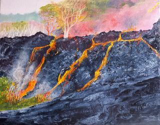Lava takes Over