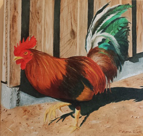 Red the Rooster