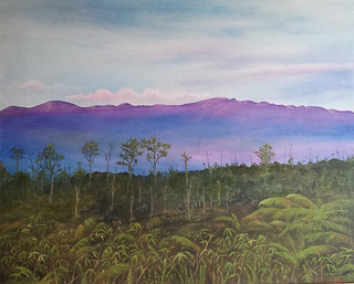 Mauna Kea Morning