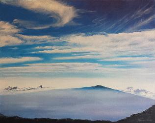 View Over Hualalai