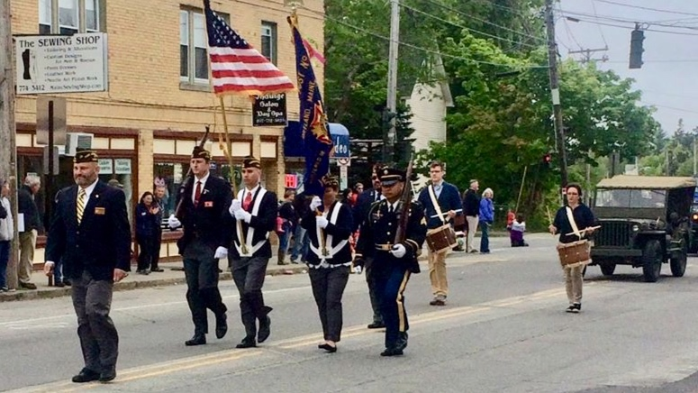 Deering Center Memorial Day Procession & Commemoration - Honor our fallen soldiers