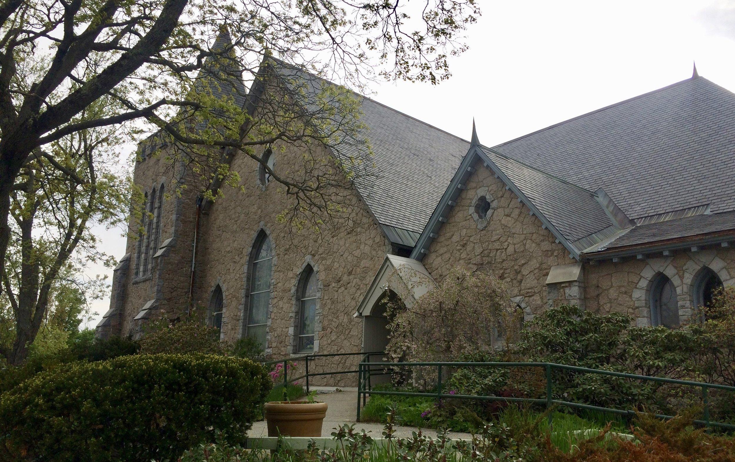 Deering Center Community Church -