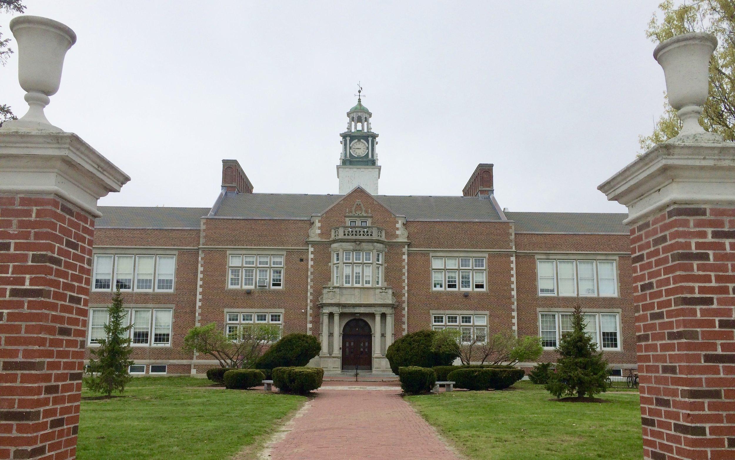 Deering High School, 370 Stevens Avenue - Deering PTO