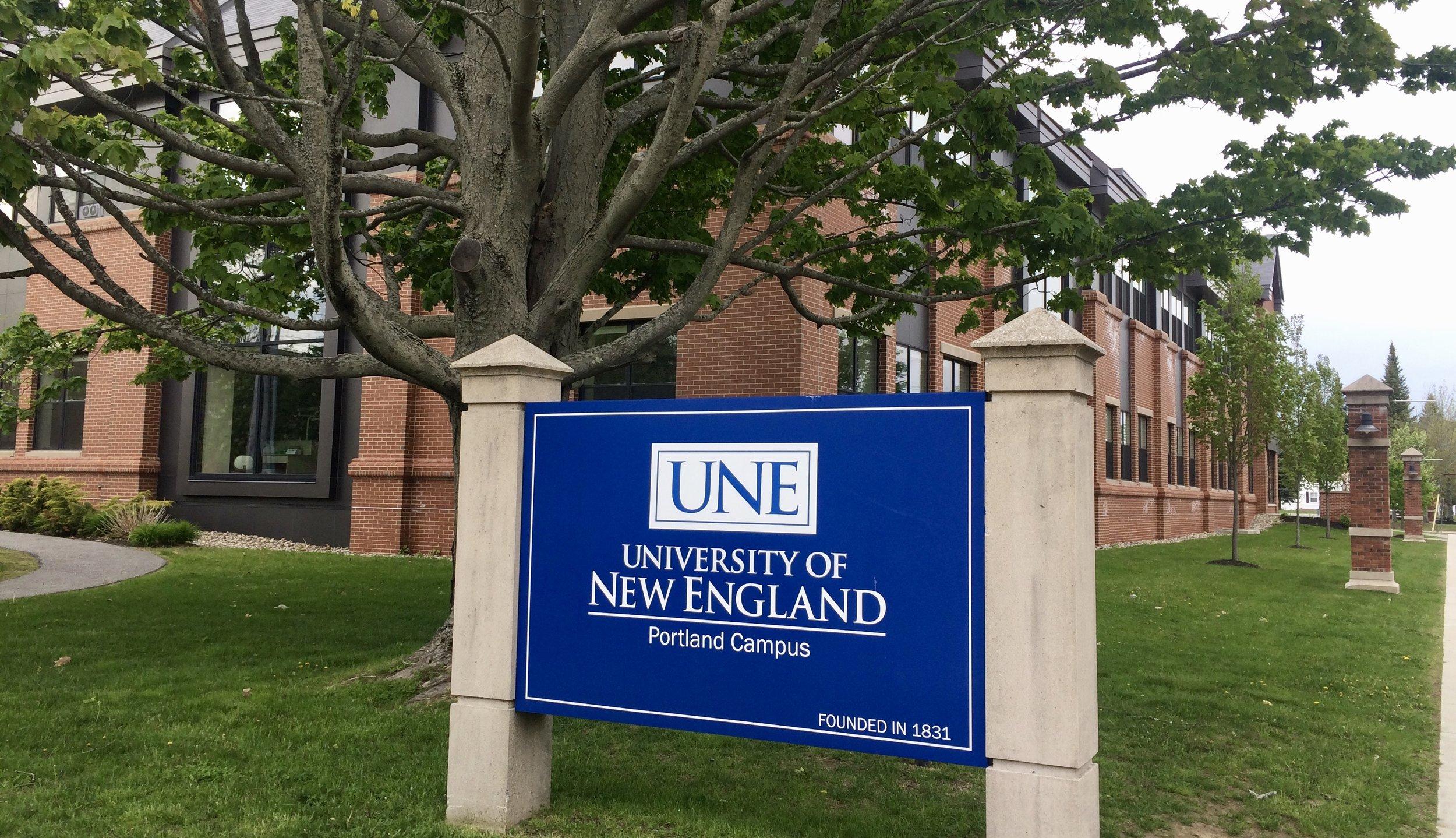 University of New England, 716 Stevens Avenue -