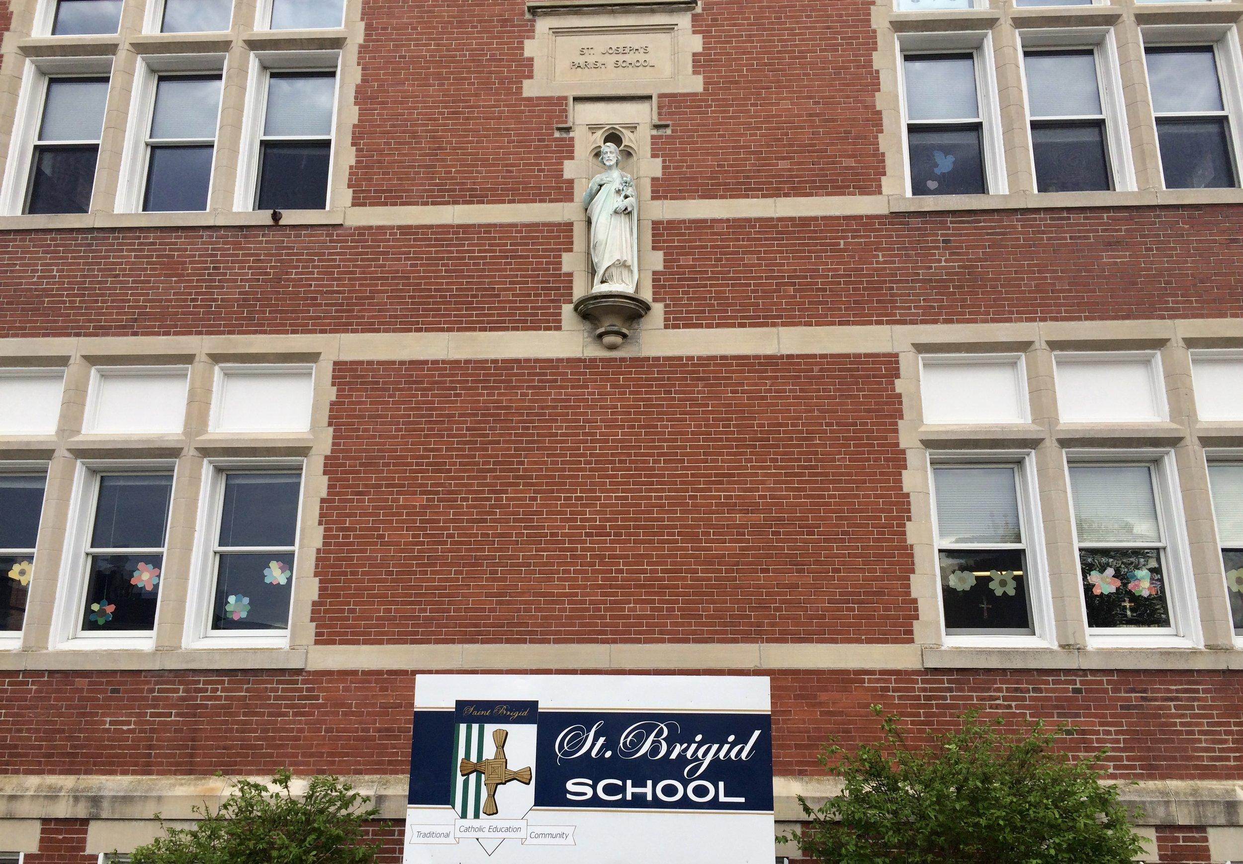 St. Brigid School, 695 Stevens Avenue -