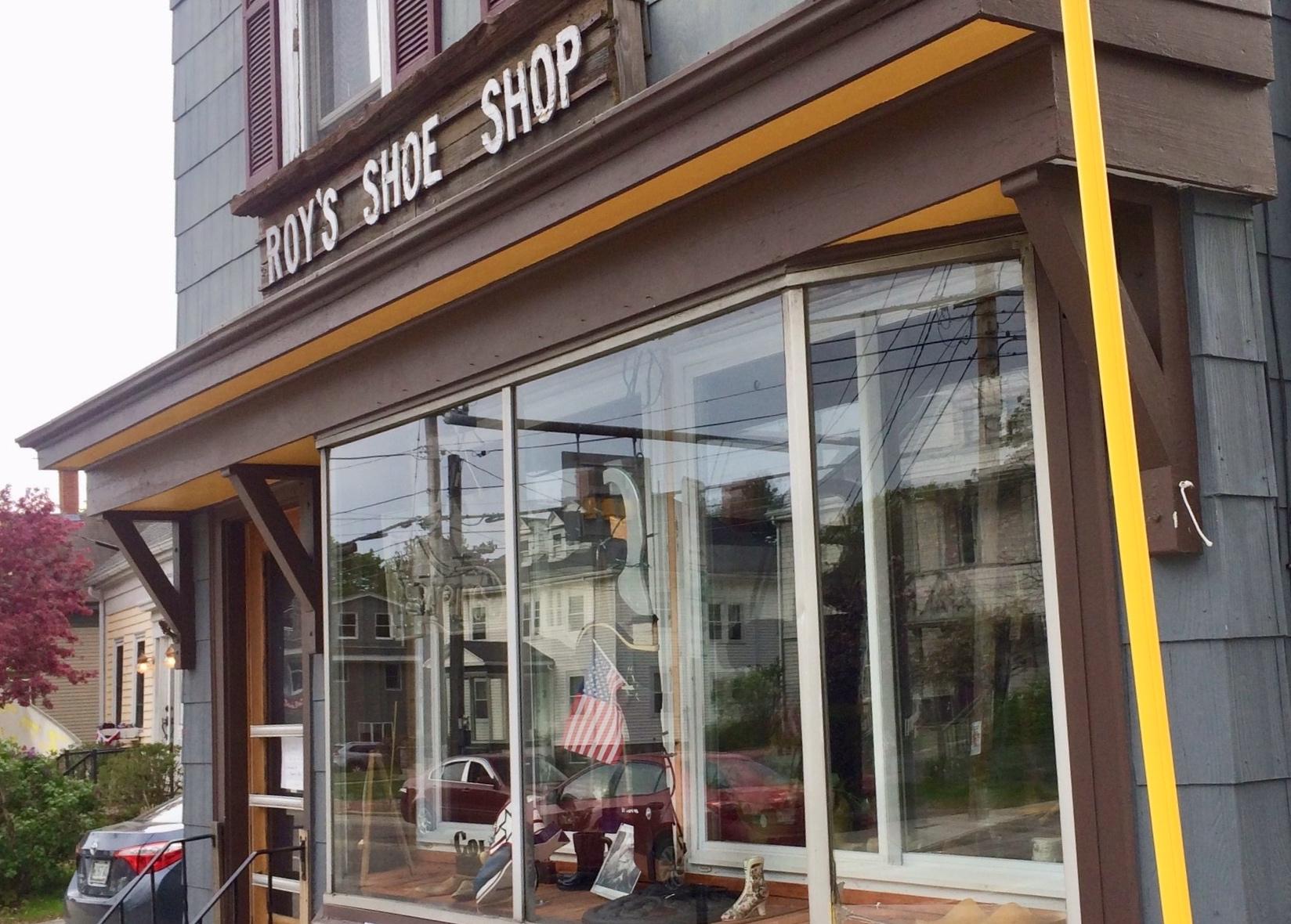 Roy's Shoe Shop -