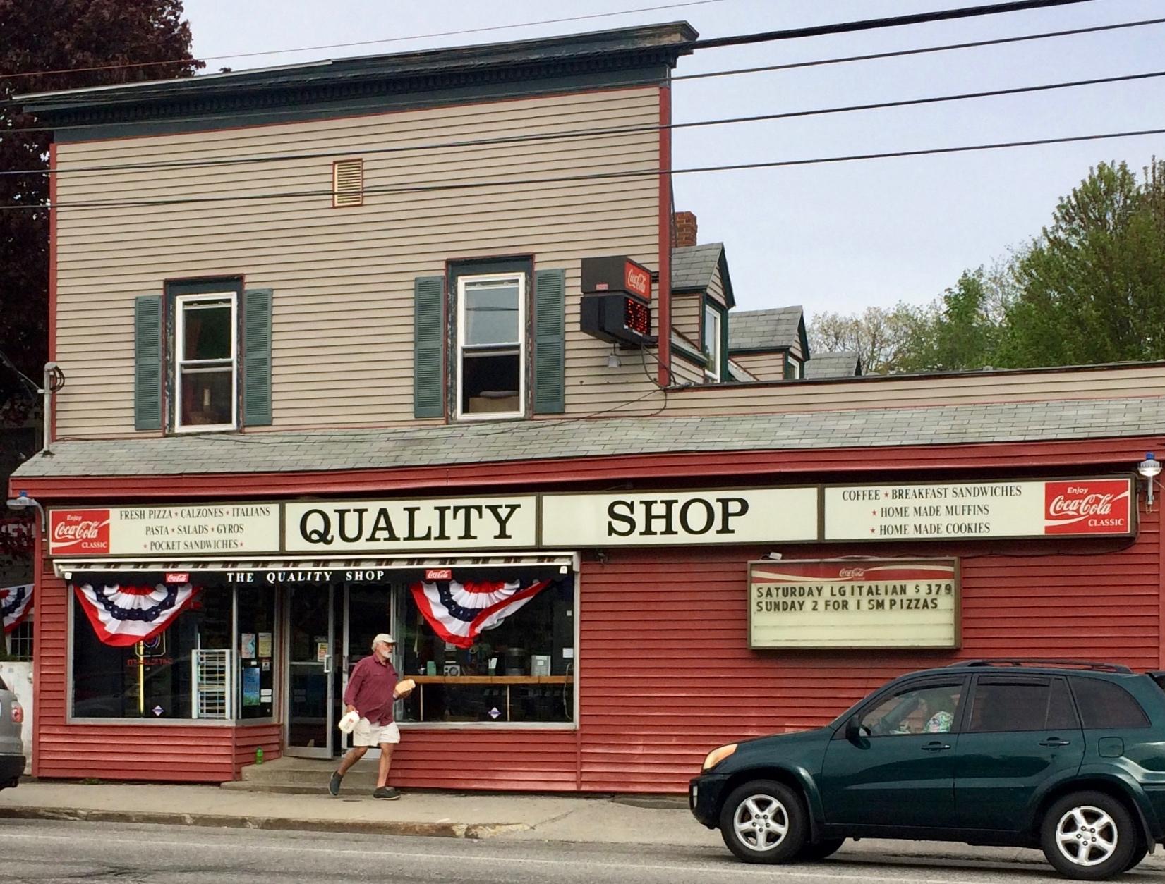 The Quality Shop -