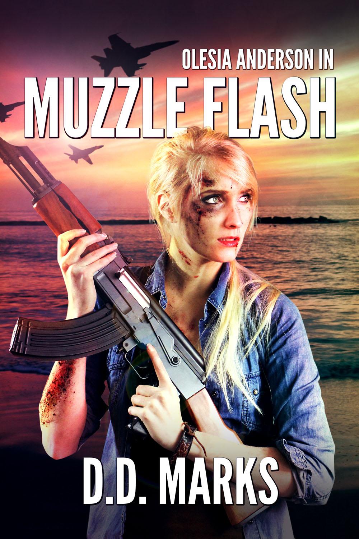 Cover art for Olesia Anderson 3: Muzzle Flash