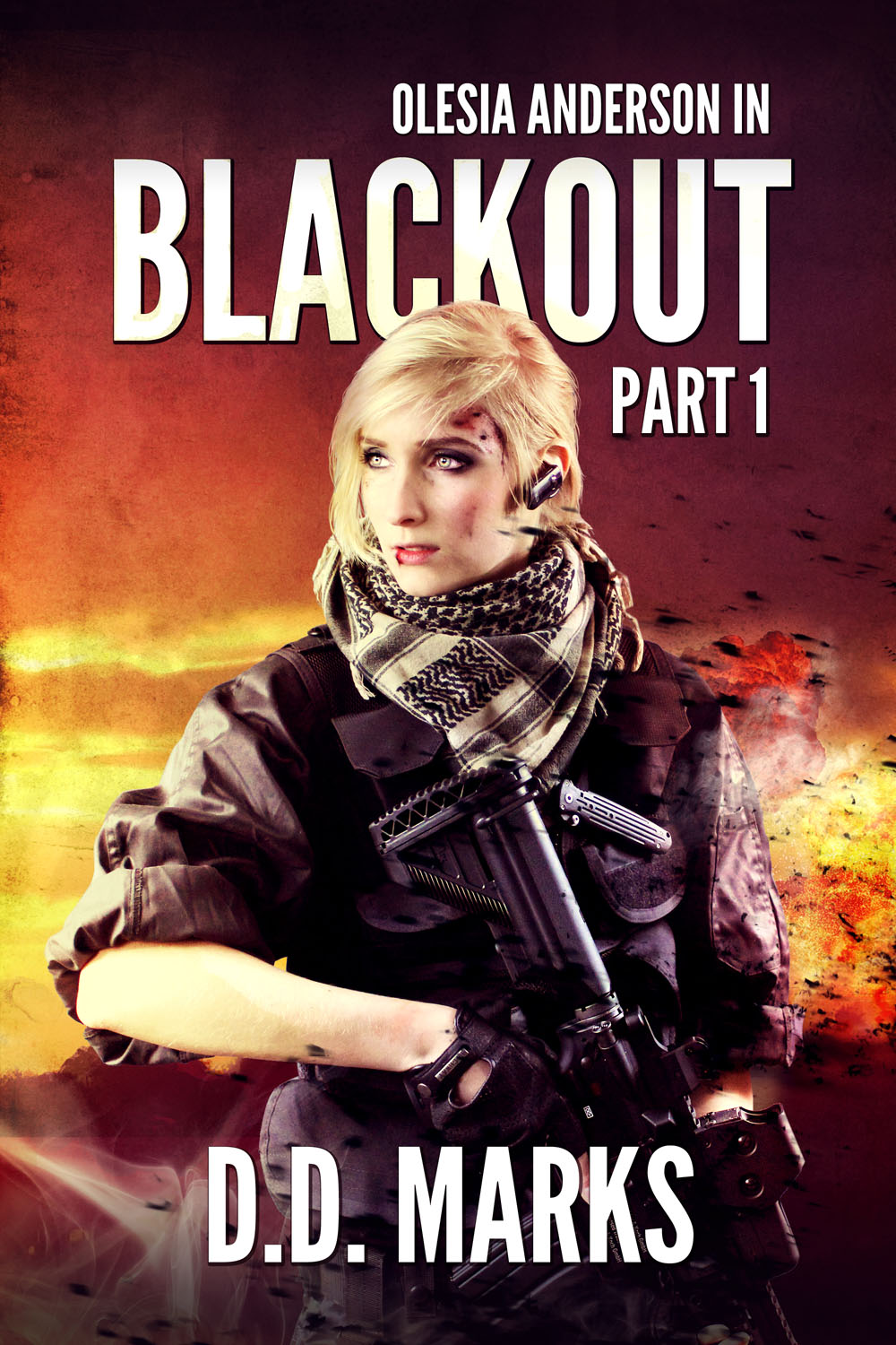 Cover art for Olesia Anderson 7: Blackout Part 1