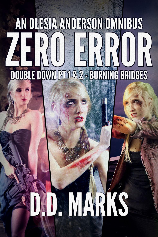 Cover art for Olesia Anderson Omnibus 2, Zero Error