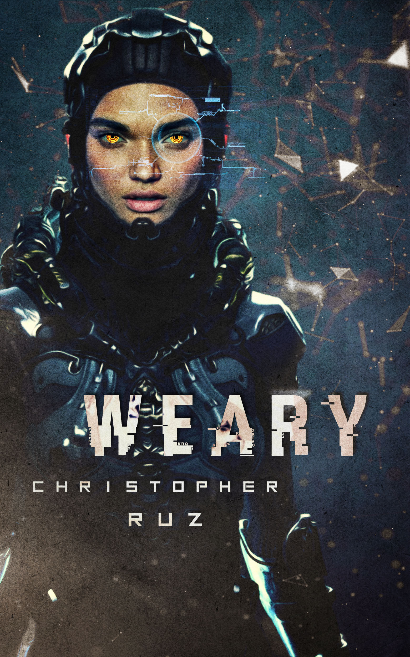 Cover art for Weary