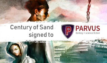 Century of Sand has been picked up by Parvus Press