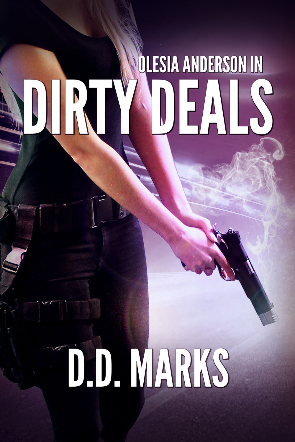 Cover art for Olesia Anderson 1: Dirty Deals