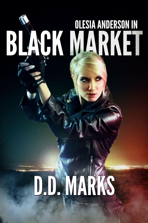 Cover art for Olesia Anderson 2: Black Market
