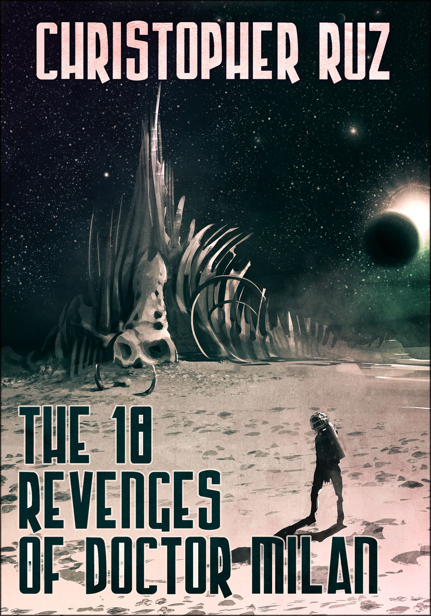 Cover art for The 18 Revenges of Doctor Milan