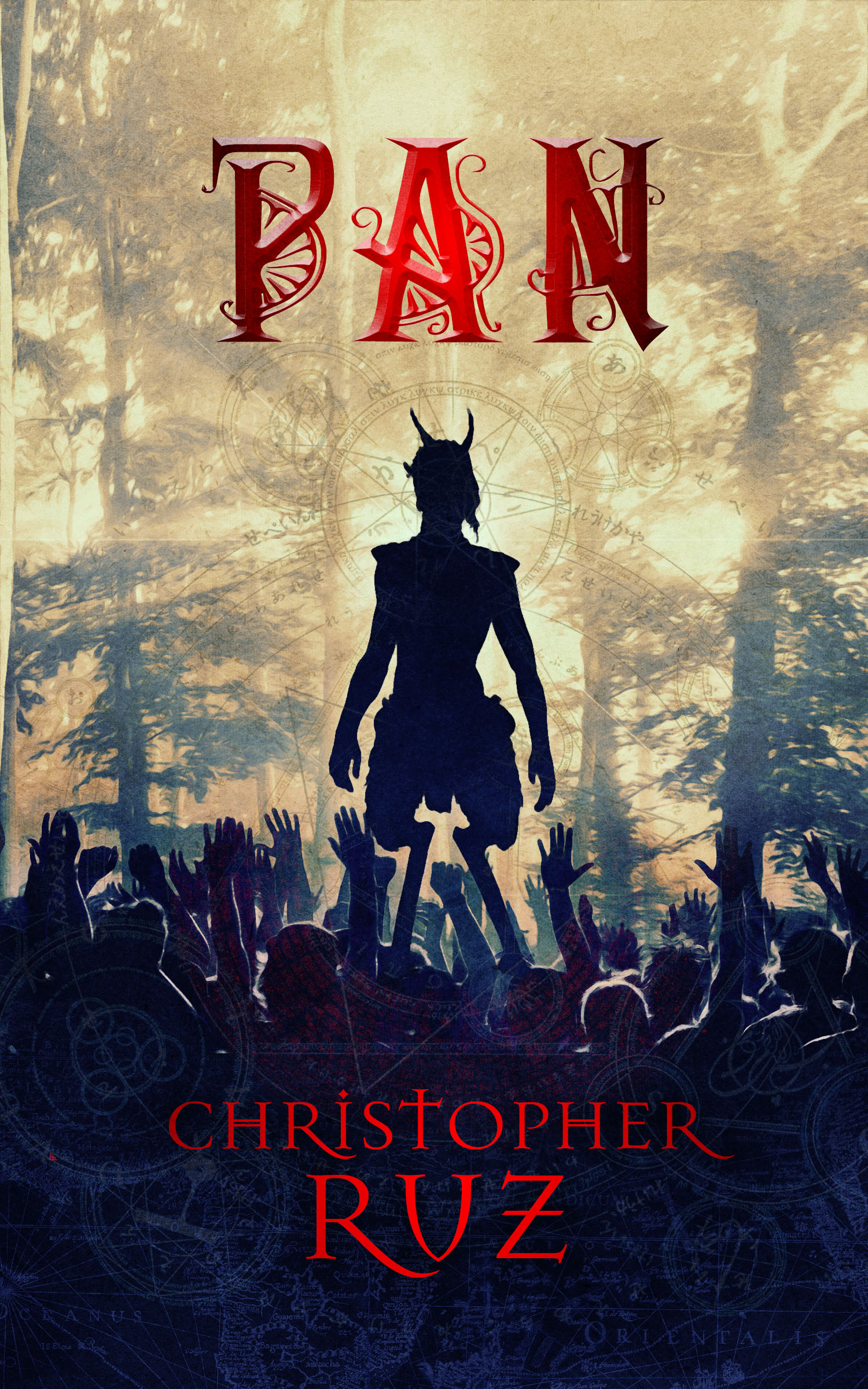 Cover art for Pan