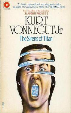 Cover art for Sirens of Titan by Kurt Vonnegut Jr