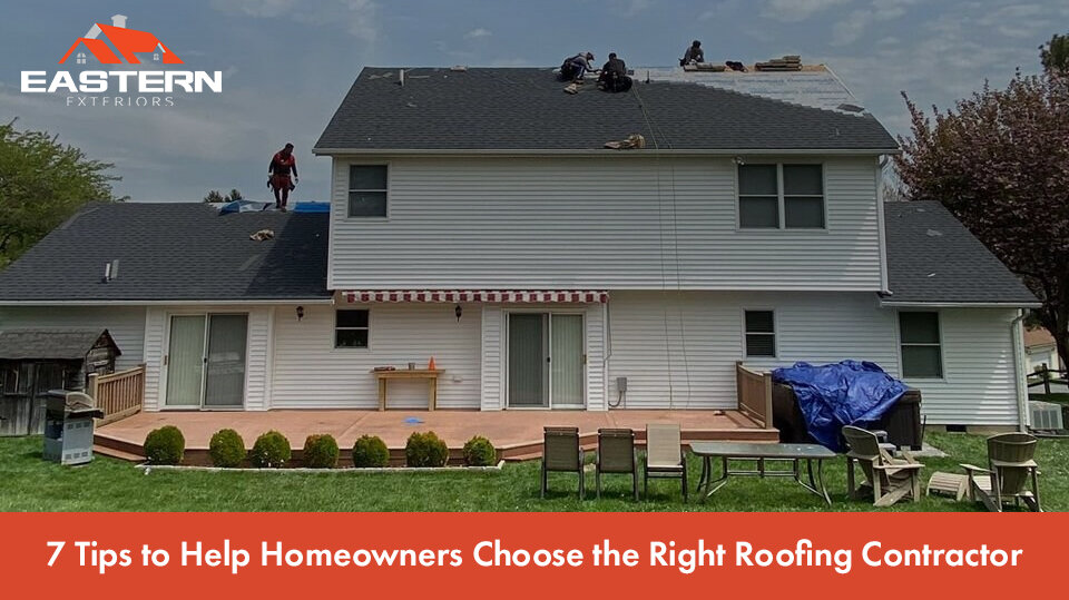 three Tips For Picking A Roofing Contractor