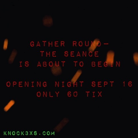 Tomorrow is the big day! Do you have your tickets? Click the link in bio if not. • The Cooping Theory 1969 is the only of its kind immersive theatrical experience in Times Square — **limited time only** • • • #knock3xs #nycimmersivetheatre #sleepnomorenyc #edgarallanpoe #edgarallanpoeart #edgarallanpoefan #thecoopingtheory1969