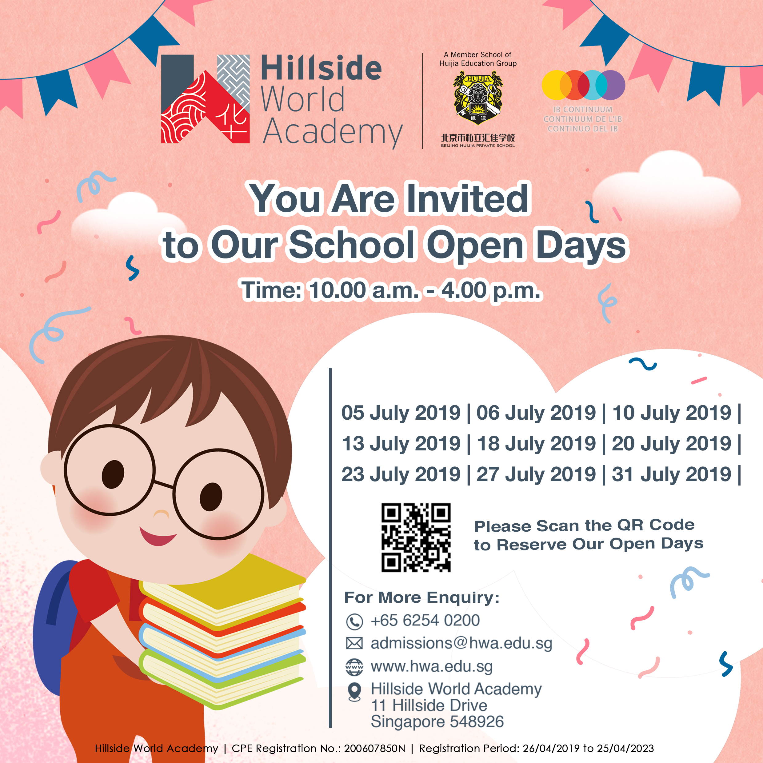 Copy of Open Day July