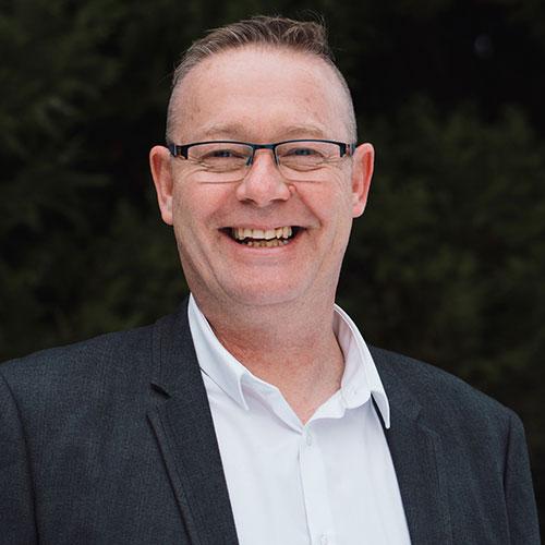 Kevin Gorman  Head of Field Operations, Milton Park, UK