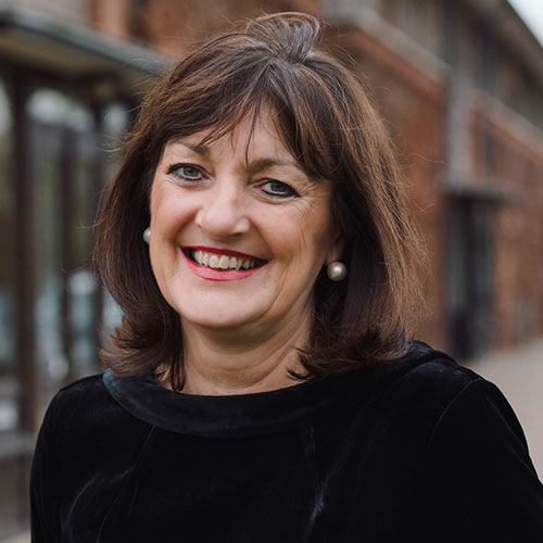 Eva Darrington  Global Finance Director, Milton Park, UK
