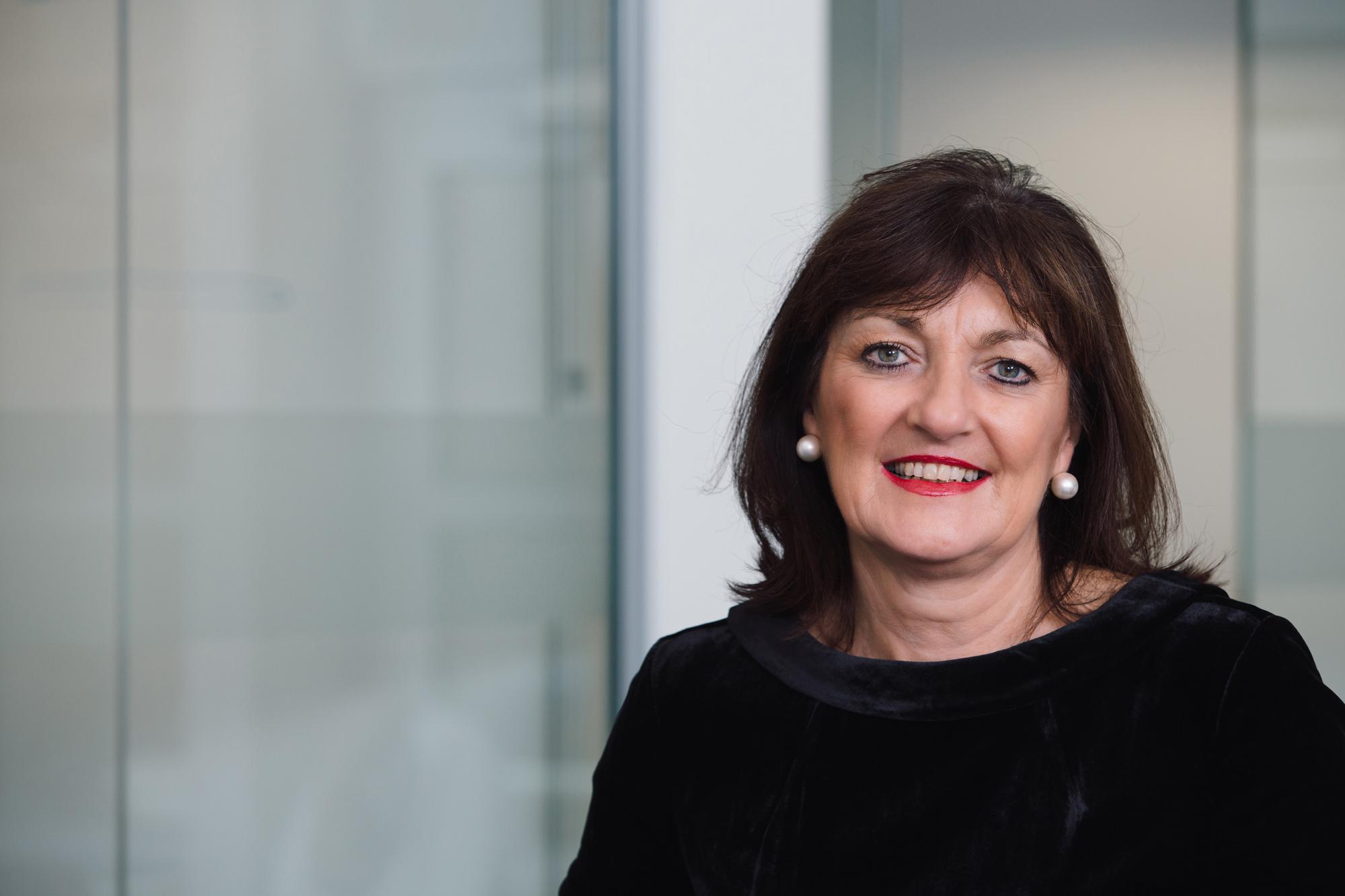 EVA DARRINGTON - Global Finance Director