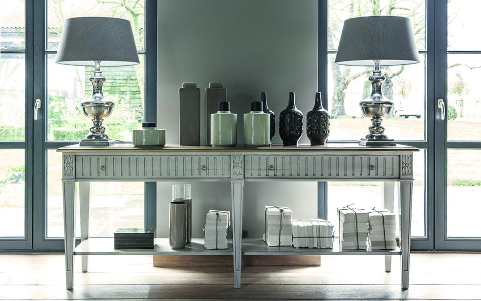 GRANGE francia bútor kollekció - STENDHAL tálaló asztal