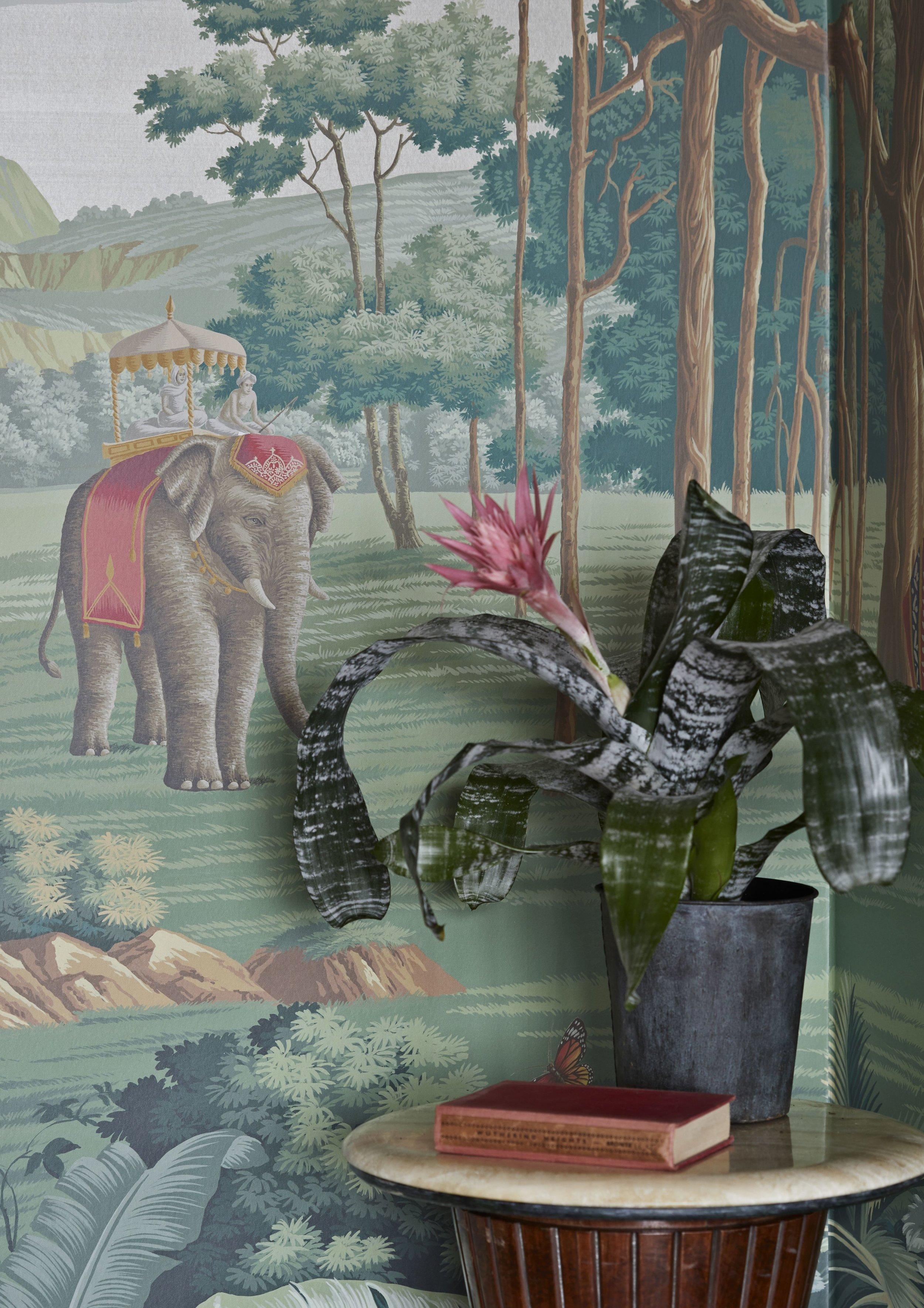 Tapéta utazás - Mi nagyon szeretjük a mintás, teljes jelenteket vagy tájképeket ábrázoló tapéta falakat, több száz minta és szín közül választhatsz luxus selyemtapéta kollekcióink közül!
