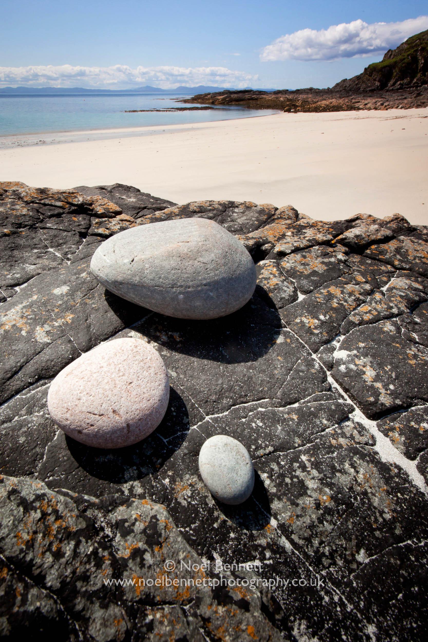 Stones On Rock