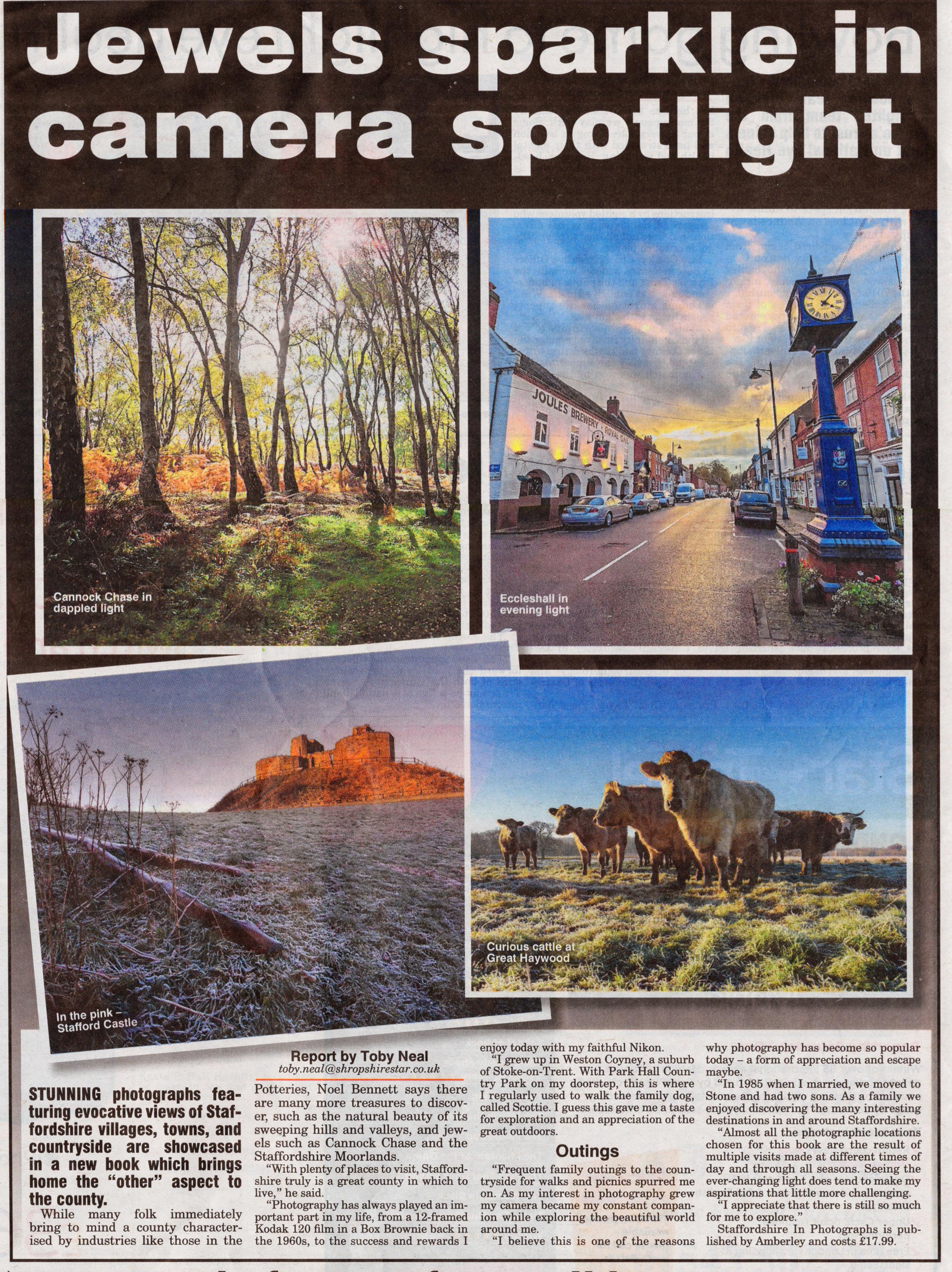 Express & Star artical cutting.jpg