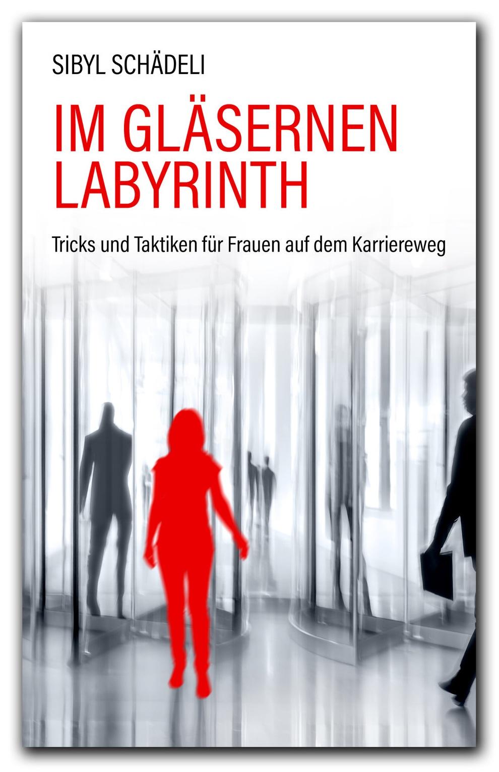 Buchcover «Im gläsernen Labyrinth»