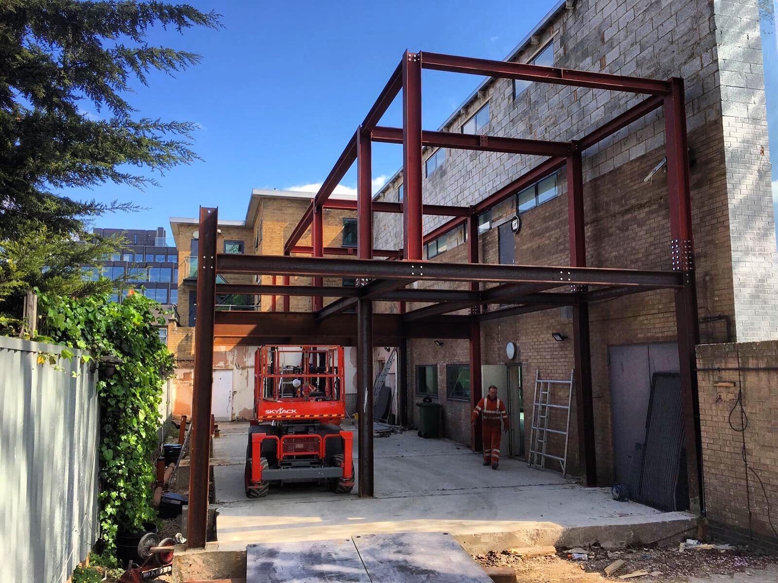 WM Structural steel
