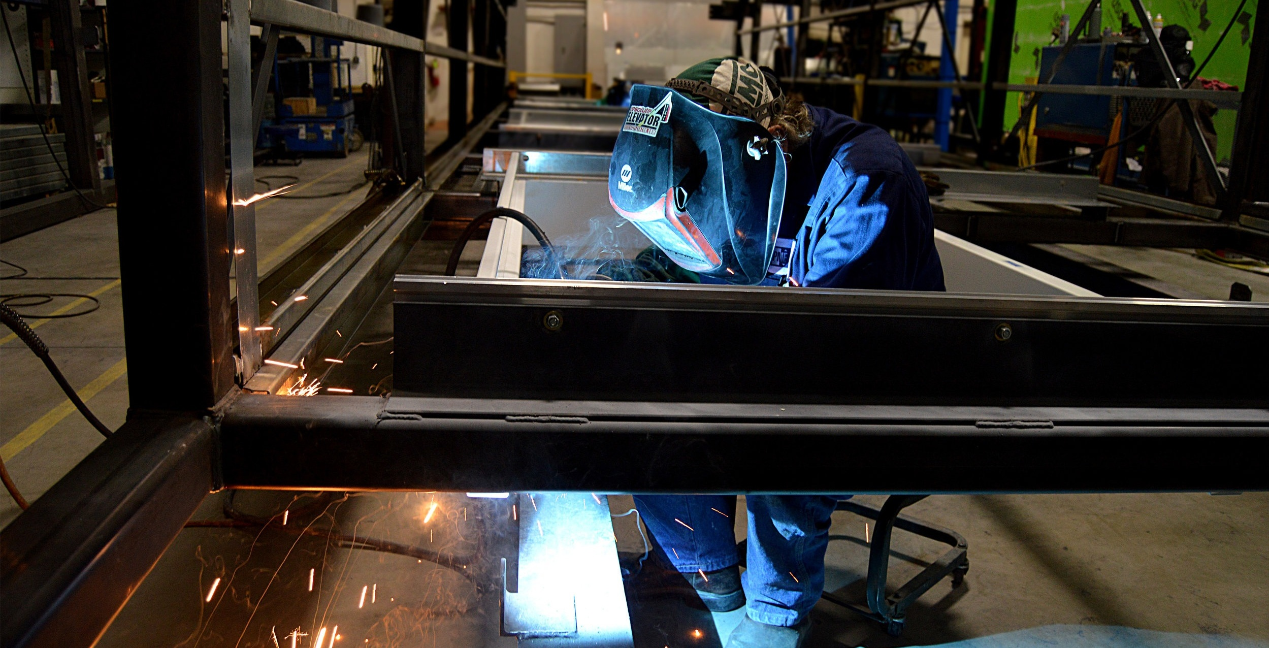 Skilled fabricators - Bringing your metalwork to life