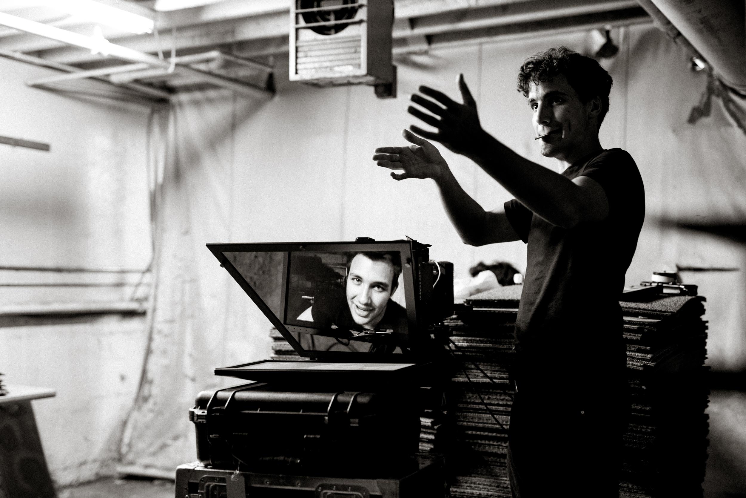 Ben Proudfoot and David Bolen