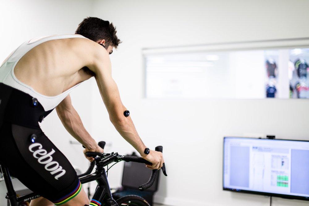 3. bike fitting -