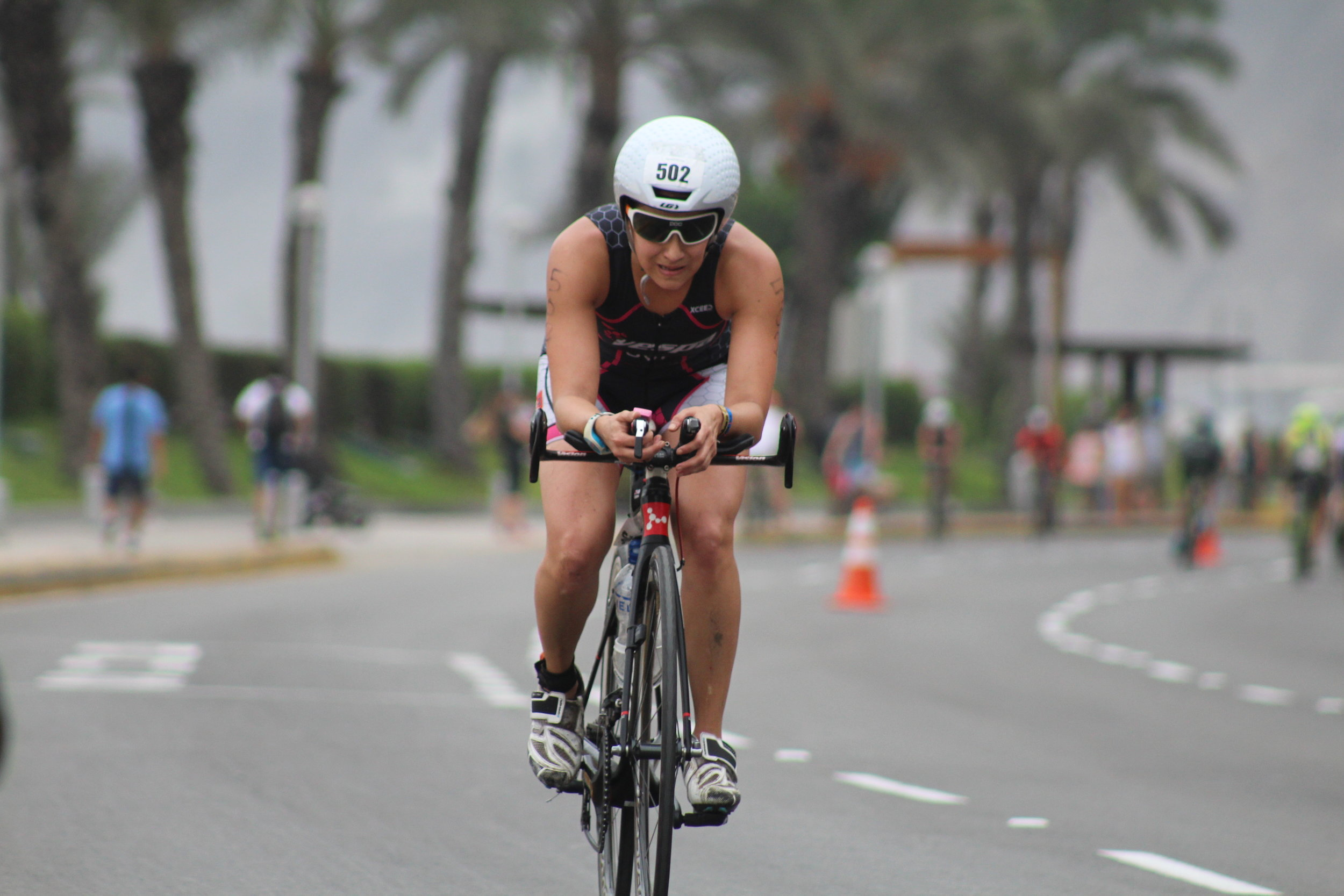 triathletes -