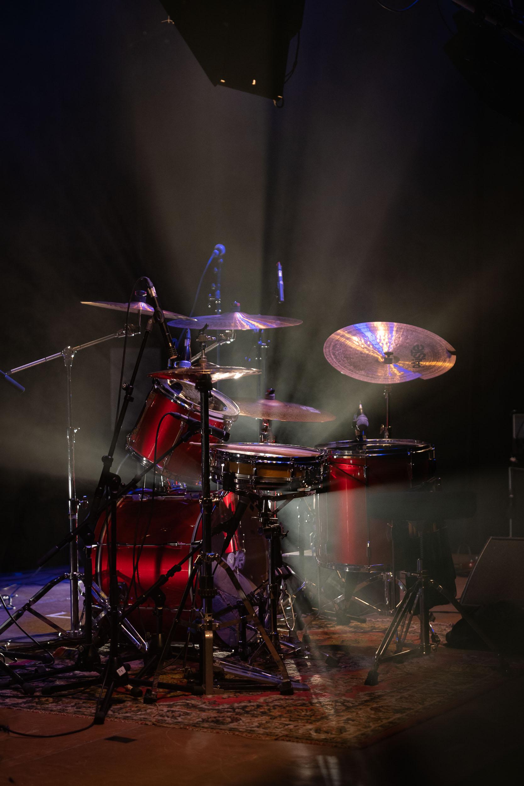 Photographie d'un événement à Bruxelles : un concert à la Pi