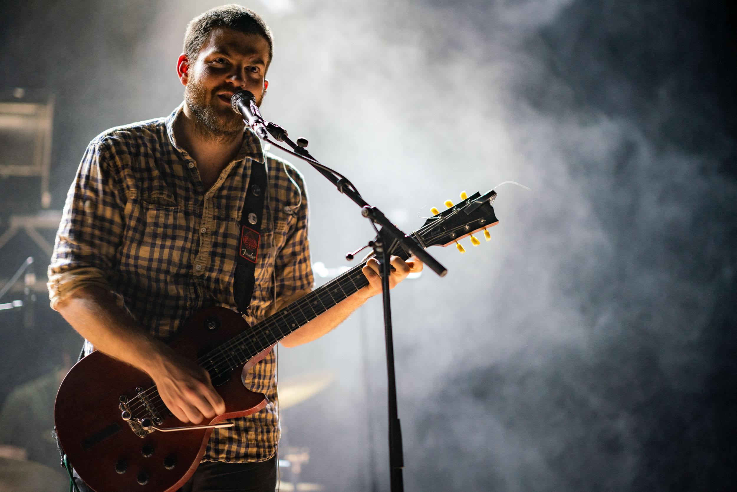 Concert à Bruxelles, la photographie a été prise par un photo