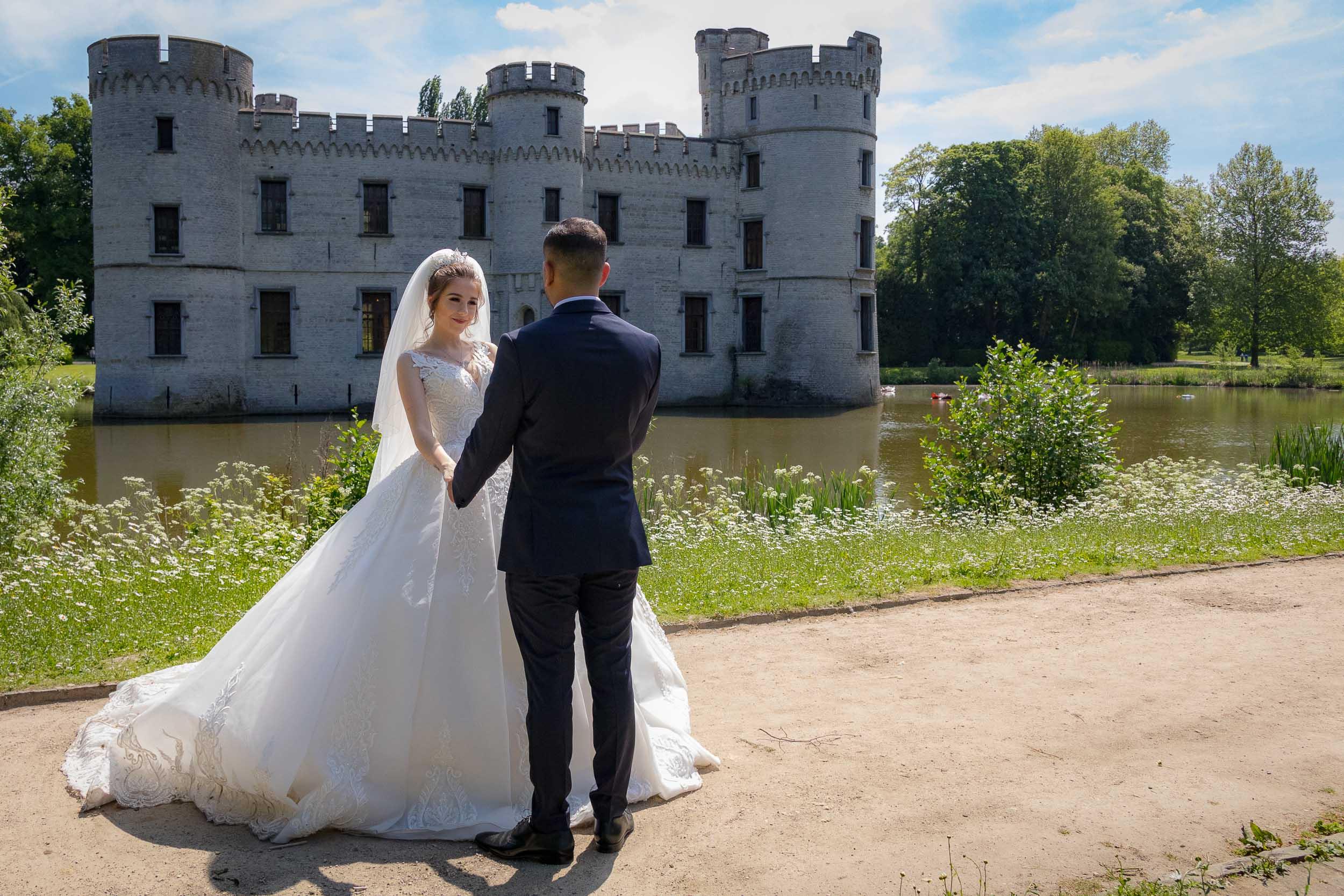 Photographie d'un mariage Turc à Bruxelles