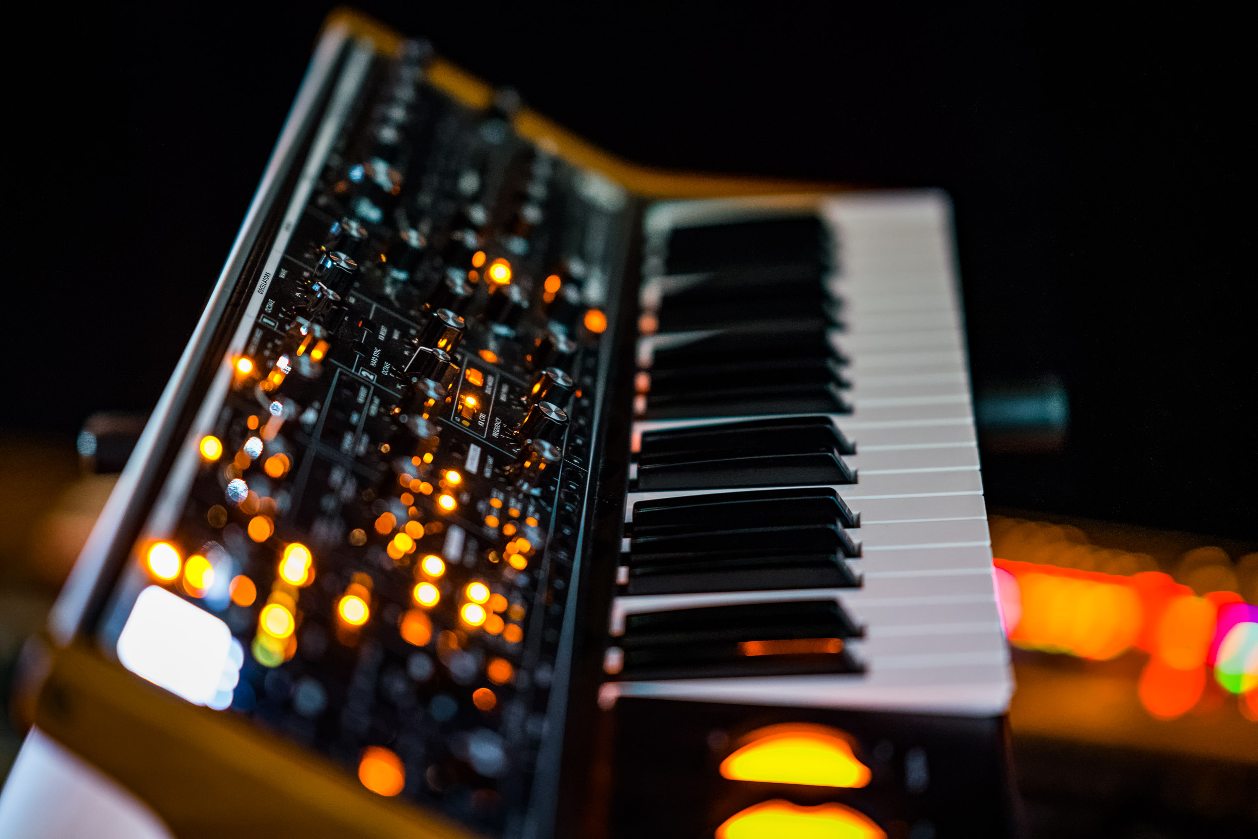 Photographie d'un concert au Pianofabriek à Bruxelles
