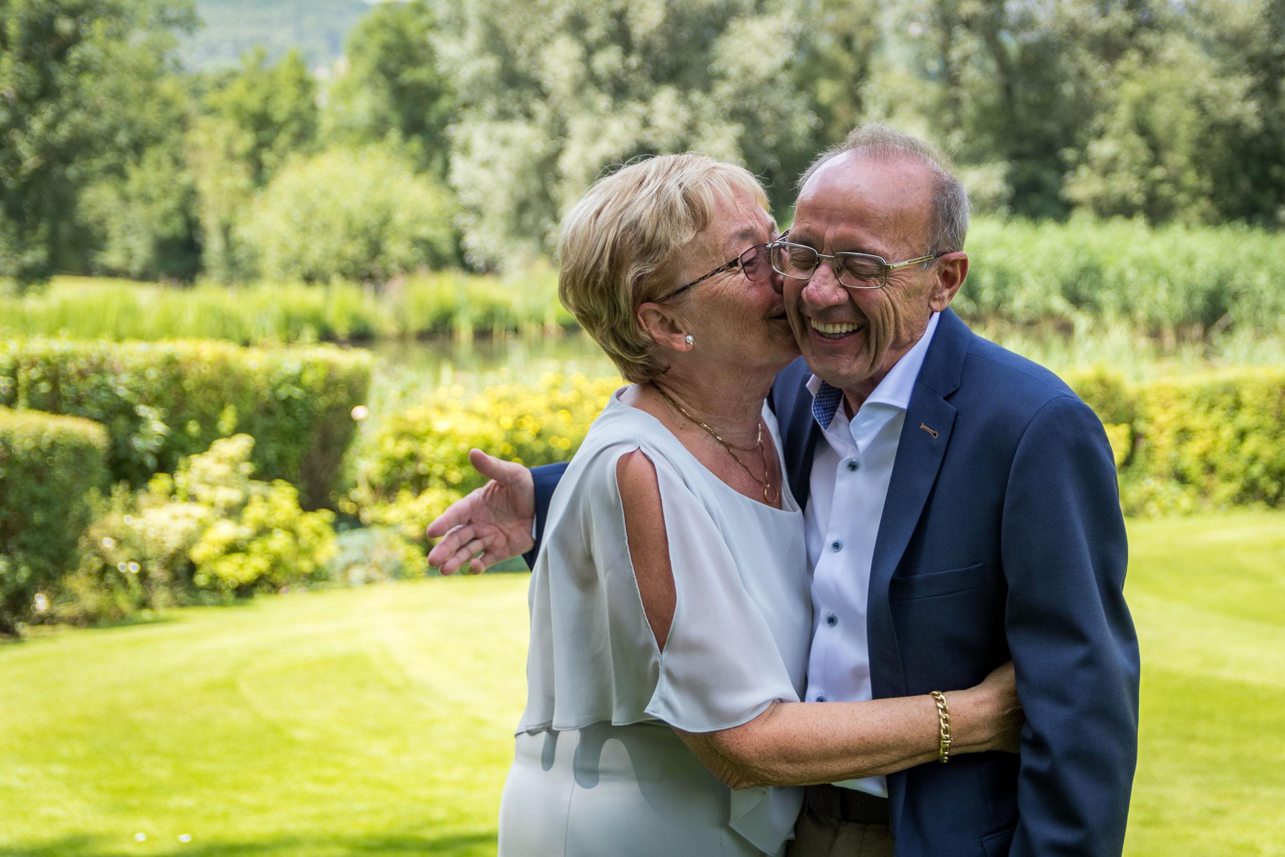 Anniversaire de mariage à Liège pris par un photographe Bruxel