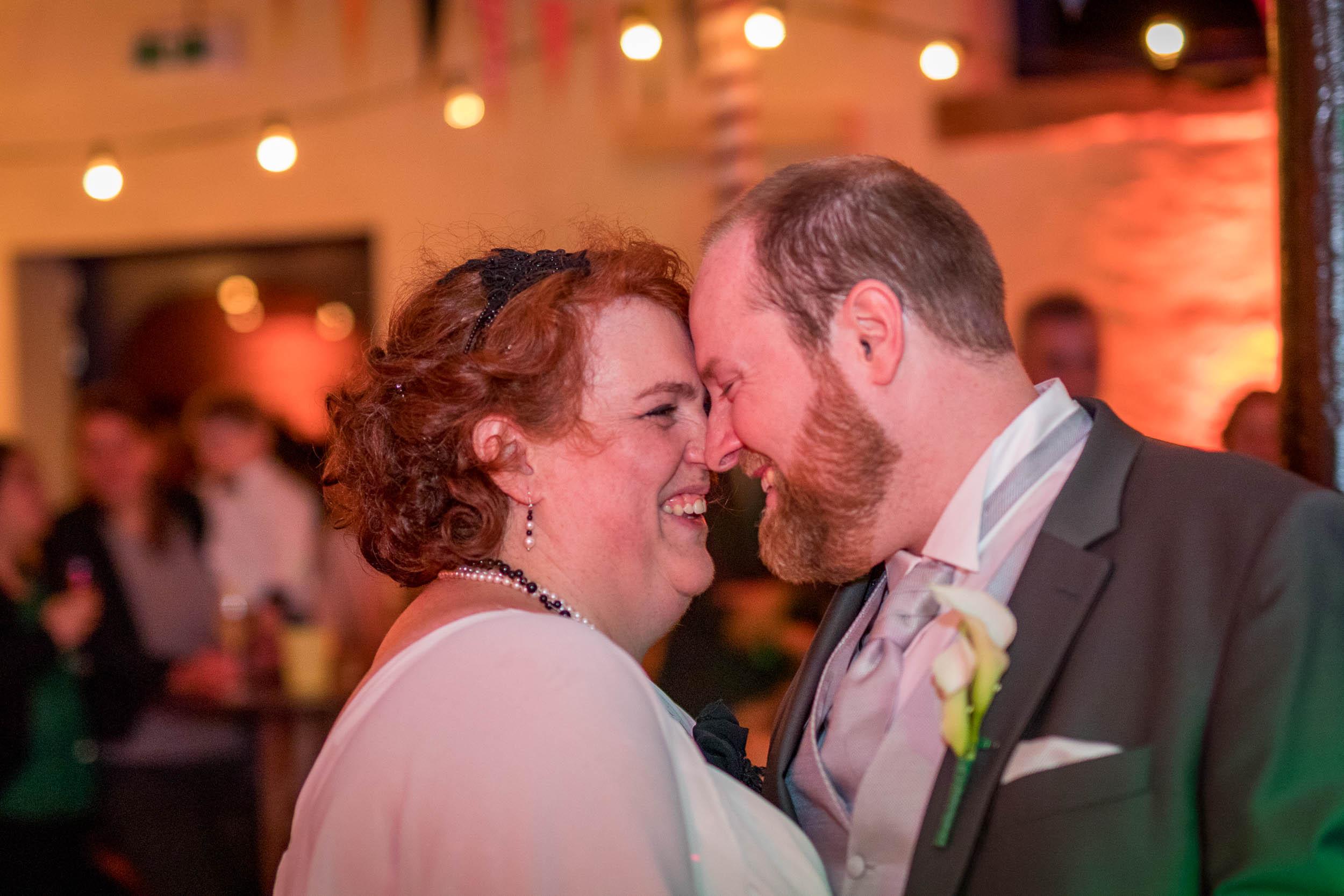 Reportage photo lors d'un mariage
