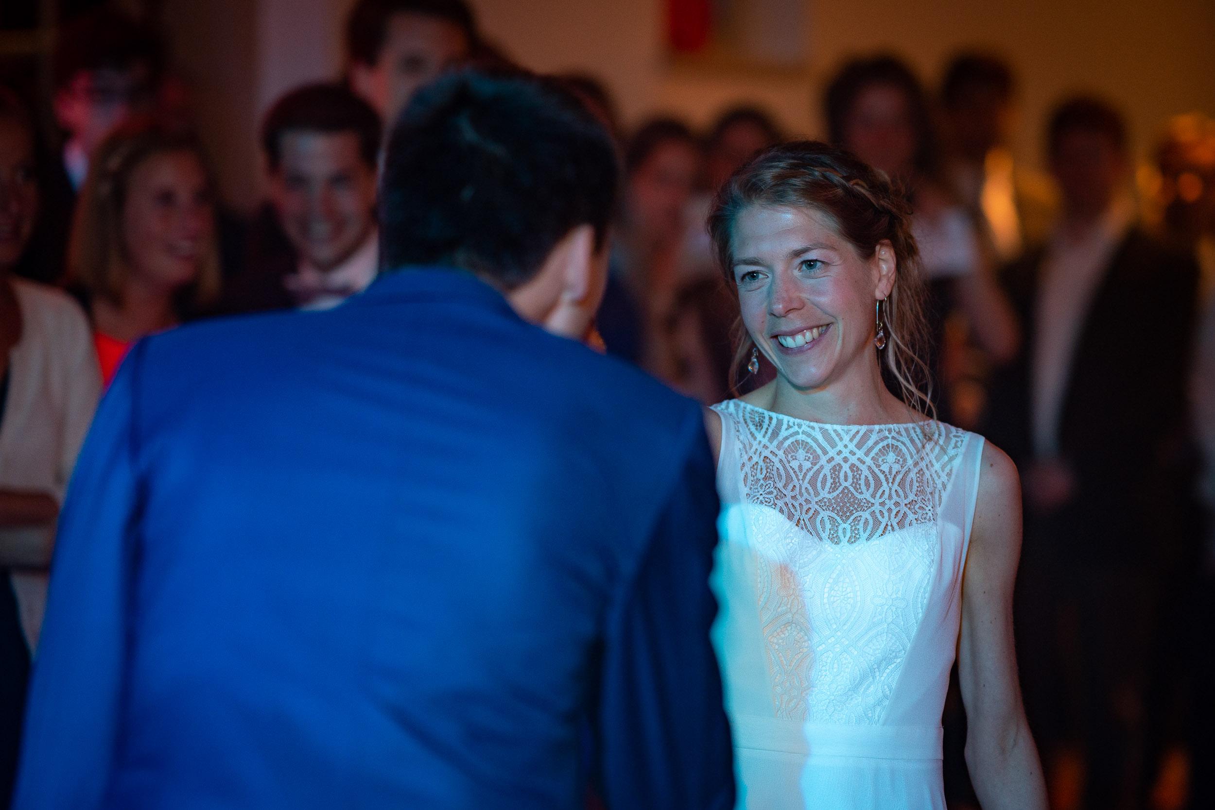 Photo de mariage prise près de Bruxelles