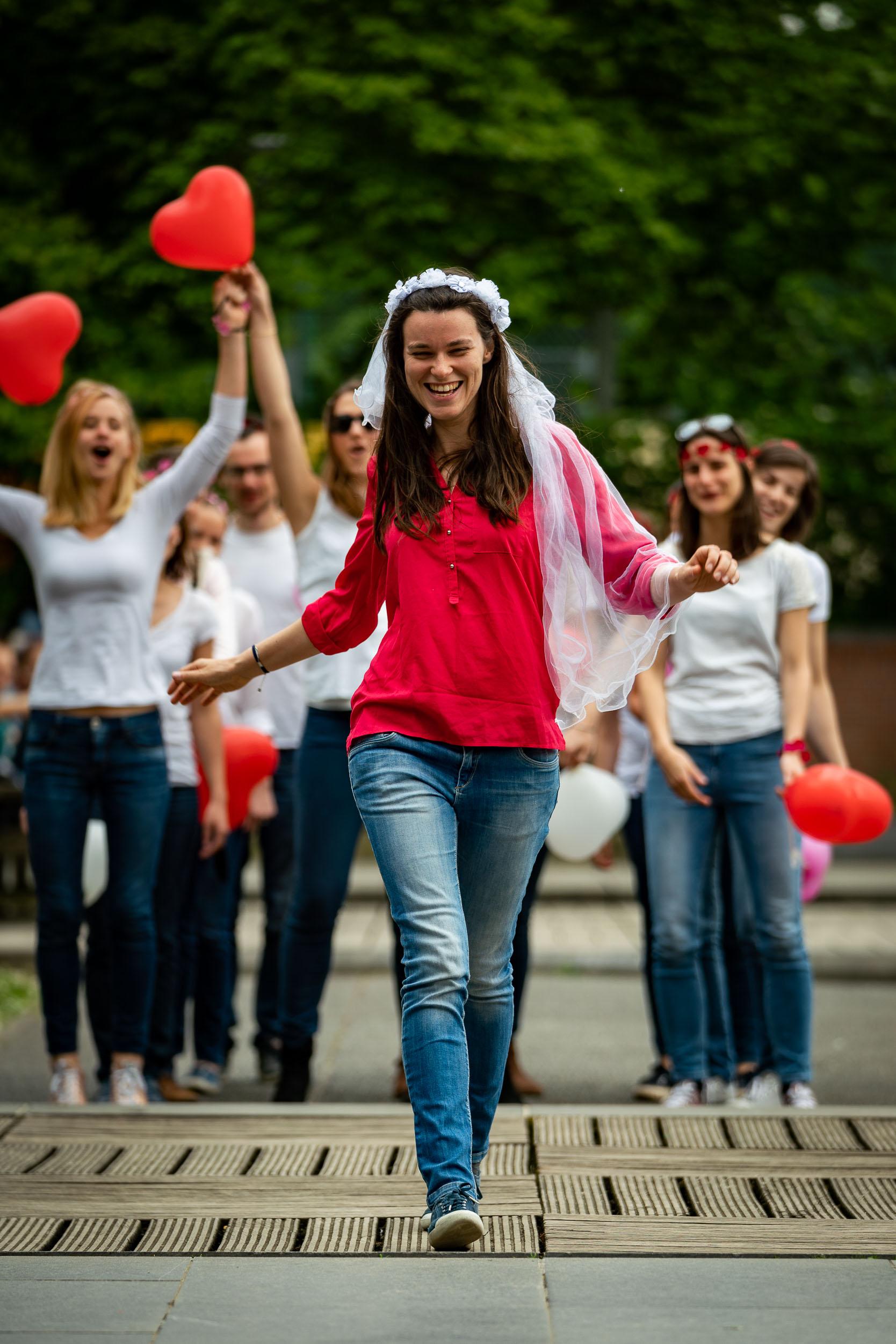 Enterrement de vie de jeune fille, EVJF, à Namur
