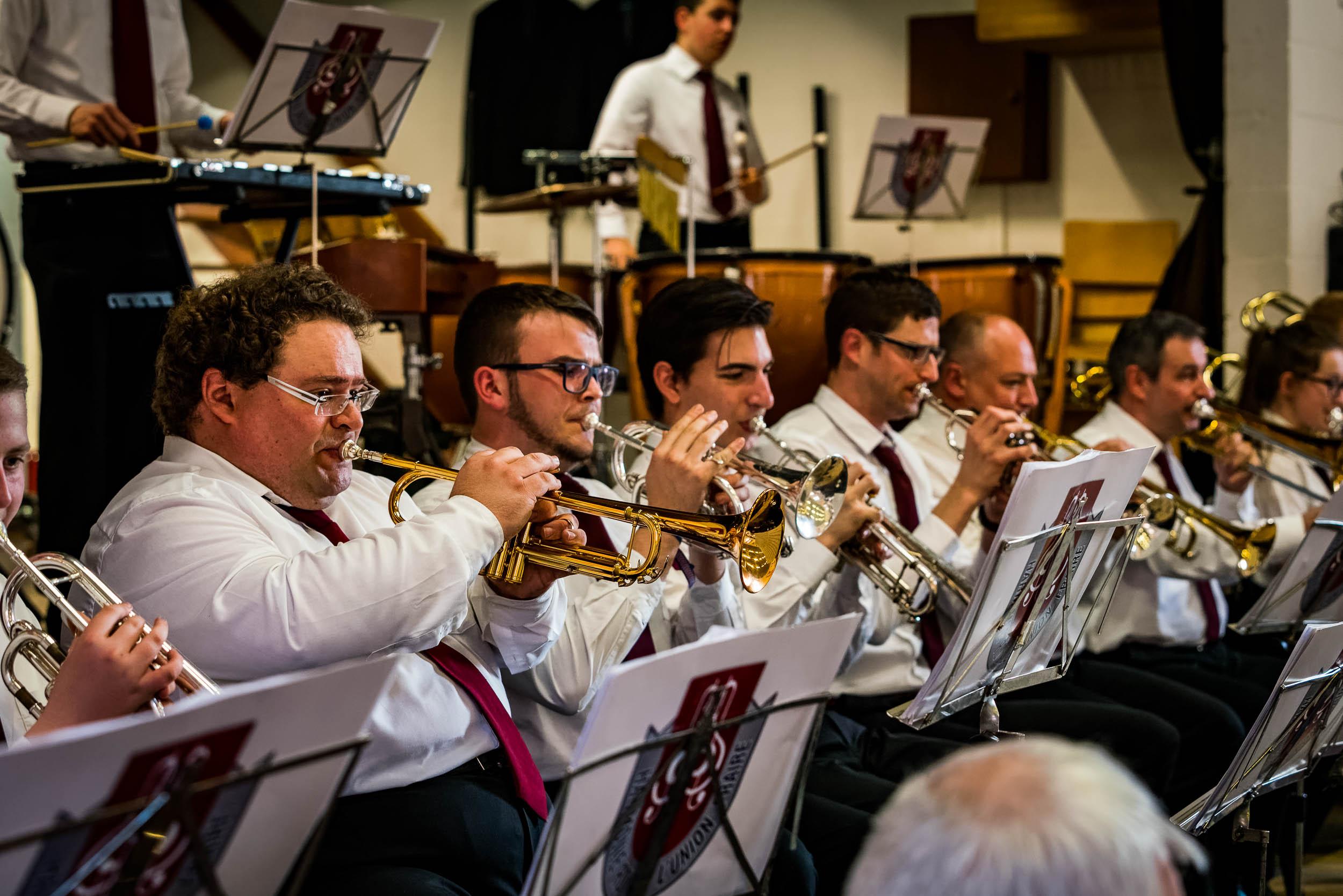 Photographie de concert de musique classique réalisée par un p