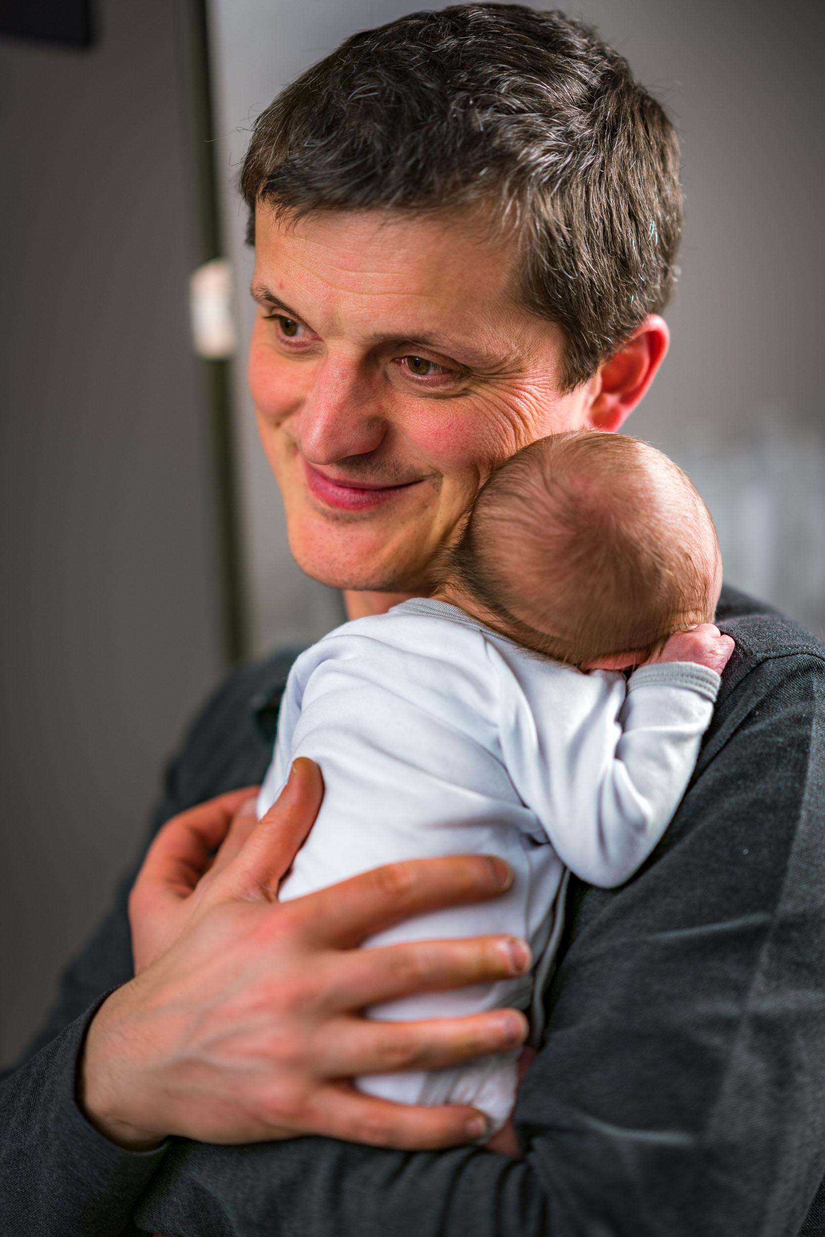 Photo de bébé à Charleroi