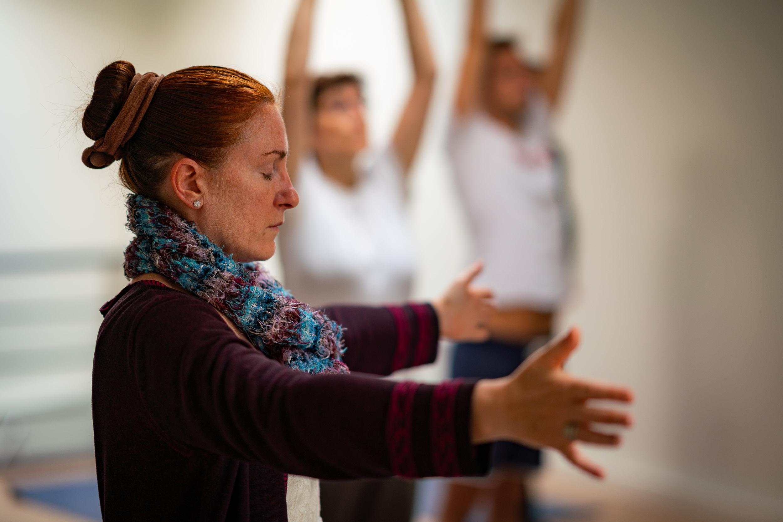 Evenement de Yoga en entreprise